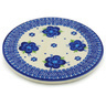 7-inch Stoneware Cutting Board - Polmedia Polish Pottery H0762H