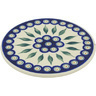 7-inch Stoneware Cutting Board - Polmedia Polish Pottery H1022H