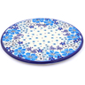 7-inch Stoneware Cutting Board - Polmedia Polish Pottery H1347J