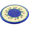 7-inch Stoneware Cutting Board - Polmedia Polish Pottery H3793E
