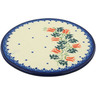 7-inch Stoneware Cutting Board - Polmedia Polish Pottery H5740I