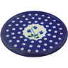 7-inch Stoneware Cutting Board - Polmedia Polish Pottery H5964G