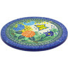 7-inch Stoneware Cutting Board - Polmedia Polish Pottery H6172G
