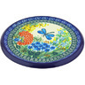 7-inch Stoneware Cutting Board - Polmedia Polish Pottery H6797G