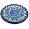 7-inch Stoneware Cutting Board - Polmedia Polish Pottery H7861E