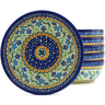 7-inch Stoneware Set of 6 Bowls - Polmedia Polish Pottery H5308J