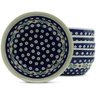 7-inch Stoneware Set of 6 Bowls - Polmedia Polish Pottery H5313J