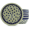 7-inch Stoneware Set of 6 Bowls - Polmedia Polish Pottery H5323J