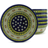 7-inch Stoneware Set of 6 Bowls - Polmedia Polish Pottery H5328J