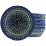 7-inch Stoneware Set of 6 Bowls - Polmedia Polish Pottery H5336J