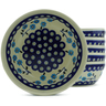 7-inch Stoneware Set of 6 Bowls - Polmedia Polish Pottery H5337J