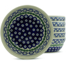 7-inch Stoneware Set of 6 Bowls - Polmedia Polish Pottery H5339J