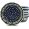7-inch Stoneware Set of 6 Bowls - Polmedia Polish Pottery H5348J