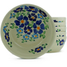 7-inch Stoneware Set of 6 Bowls - Polmedia Polish Pottery H5355J