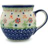 7 oz Stoneware Bubble Mug - Polmedia Polish Pottery H3708E