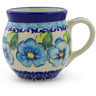 7 oz Stoneware Bubble Mug - Polmedia Polish Pottery H6436F