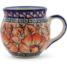 7 oz Stoneware Bubble Mug - Polmedia Polish Pottery H7174E