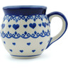 7 oz Stoneware Bubble Mug - Polmedia Polish Pottery H9806H