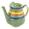 71 oz Stoneware Pitcher - Polmedia Polish Pottery H1446D