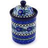 8-inch Stoneware Cookie Jar - Polmedia Polish Pottery H5601E