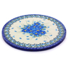 8-inch Stoneware Cutting Board - Polmedia Polish Pottery H0763I