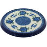 8-inch Stoneware Cutting Board - Polmedia Polish Pottery H4947A