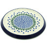 8-inch Stoneware Cutting Board - Polmedia Polish Pottery H6316H