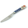 8-inch Stoneware Stainless Steel Knife - Polmedia Polish Pottery H4467I