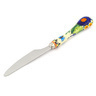 8-inch Stoneware Stainless Steel Knife - Polmedia Polish Pottery H7837F
