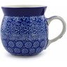 8 oz Stoneware Bubble Mug - Polmedia Polish Pottery H0007B