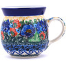 8 oz Stoneware Bubble Mug - Polmedia Polish Pottery H0088G