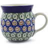 8 oz Stoneware Bubble Mug - Polmedia Polish Pottery H0124B