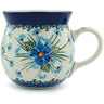 8 oz Stoneware Bubble Mug - Polmedia Polish Pottery H0652I