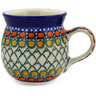 8 oz Stoneware Bubble Mug - Polmedia Polish Pottery H2052E