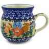 8 oz Stoneware Bubble Mug - Polmedia Polish Pottery H2057E