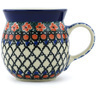 8 oz Stoneware Bubble Mug - Polmedia Polish Pottery H2095H