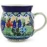 8 oz Stoneware Bubble Mug - Polmedia Polish Pottery H2188I
