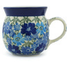 8 oz Stoneware Bubble Mug - Polmedia Polish Pottery H2209H