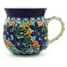 8 oz Stoneware Bubble Mug - Polmedia Polish Pottery H2375H