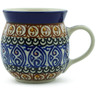 8 oz Stoneware Bubble Mug - Polmedia Polish Pottery H2517A