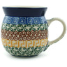 8 oz Stoneware Bubble Mug - Polmedia Polish Pottery H2518A