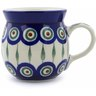 8 oz Stoneware Bubble Mug - Polmedia Polish Pottery H2522A