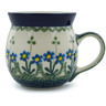 8 oz Stoneware Bubble Mug - Polmedia Polish Pottery H2530A