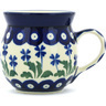 8 oz Stoneware Bubble Mug - Polmedia Polish Pottery H2544G