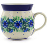 8 oz Stoneware Bubble Mug - Polmedia Polish Pottery H2551A