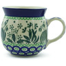 8 oz Stoneware Bubble Mug - Polmedia Polish Pottery H2559A