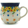 8 oz Stoneware Bubble Mug - Polmedia Polish Pottery H2913I