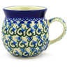 8 oz Stoneware Bubble Mug - Polmedia Polish Pottery H3824D