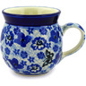 8 oz Stoneware Bubble Mug - Polmedia Polish Pottery H4059D