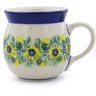8 oz Stoneware Bubble Mug - Polmedia Polish Pottery H4095B